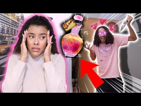*GONE WRONG* MAKING CUPID'S LOVE POTION ON VALENTINE'S DAY!! (I WENT LOVE CRAZY!!)