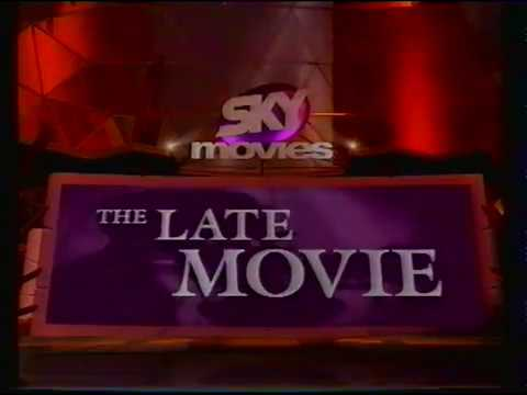 Sky Movies 2 Logo and Film Preview 1996