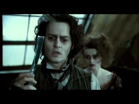 my friends  Sweeney Todd
