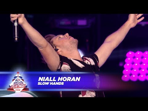 Niall Horan - 'Slow Hands' - (Live At Capital's Jingle Bell Ball 2017)