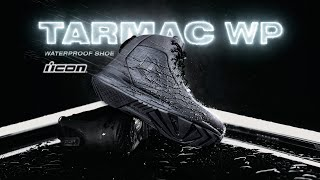 ICON - Tarmac WP Shoe