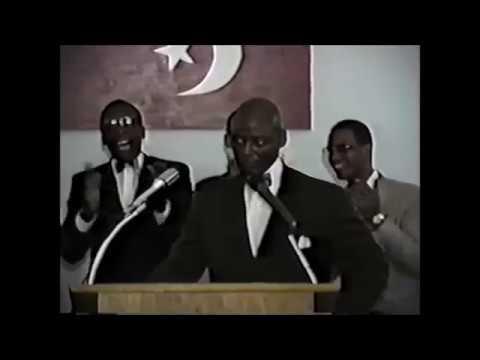 Dr. Khalid Muhammad - God Damn Uncle Sam
