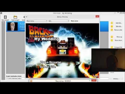 how to burn vuze movies to dvd