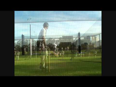 New Adelaide University Cricket Club Practice Nets