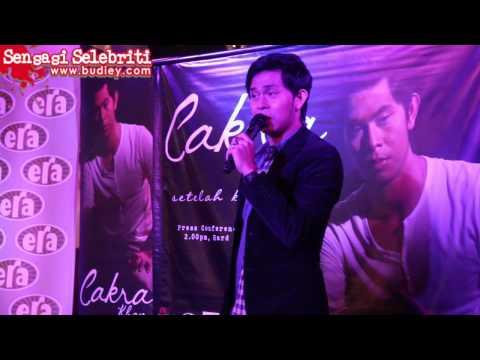 Cintamu Bukan Untukku - Cakra Khan di Kuala Lumpur