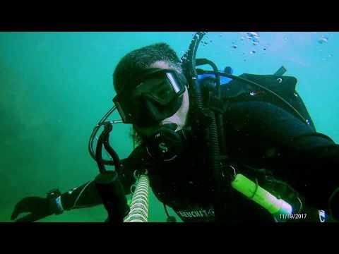 Dive trip at Chota Charna Island near Gadani
