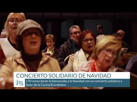 Concierto solidario Inicio Navidad Santander