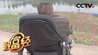 《致富经》 20200122 坐在轮椅上 轰轰烈烈过一生  CCTV农业