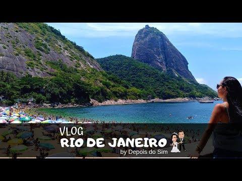 Vlog Rio de Janeiro - VALE A PENA IR PRA LÁ ?? #riodejaneiro by Depois do Sim