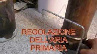 Repeat youtube video STUFA PIROLITICA GASSIFICATORE MISURE TUTORIAL GESTIONE