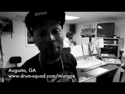 Drumma Boy - Augusta Radio With DJ Sly Tay (DRUMMA BOY RADIO)