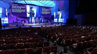 Joseph Prince - Is Jesus Your Savior Or Just Another Teacher - 24 Mar 13