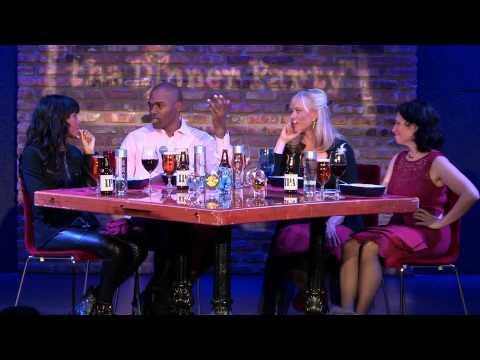 Destiny's Child Michelle Williams, Dr. Ian Smith, Cathryn Michon, Chef Tellez