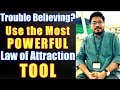 VISION BOARD - Most Powerful LAW OF ATTRACTION Technique 🔥 - Use This When You're Unable to Believe