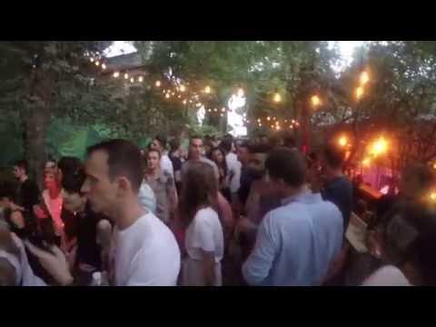 SIT (Cristi Cons & Vlad Caia) @ Obrani Records Showcase, Port, Odessa 05.08.2016