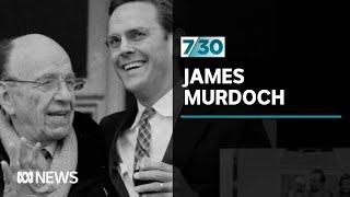 James Murdoch Quits News Corporation   7.30