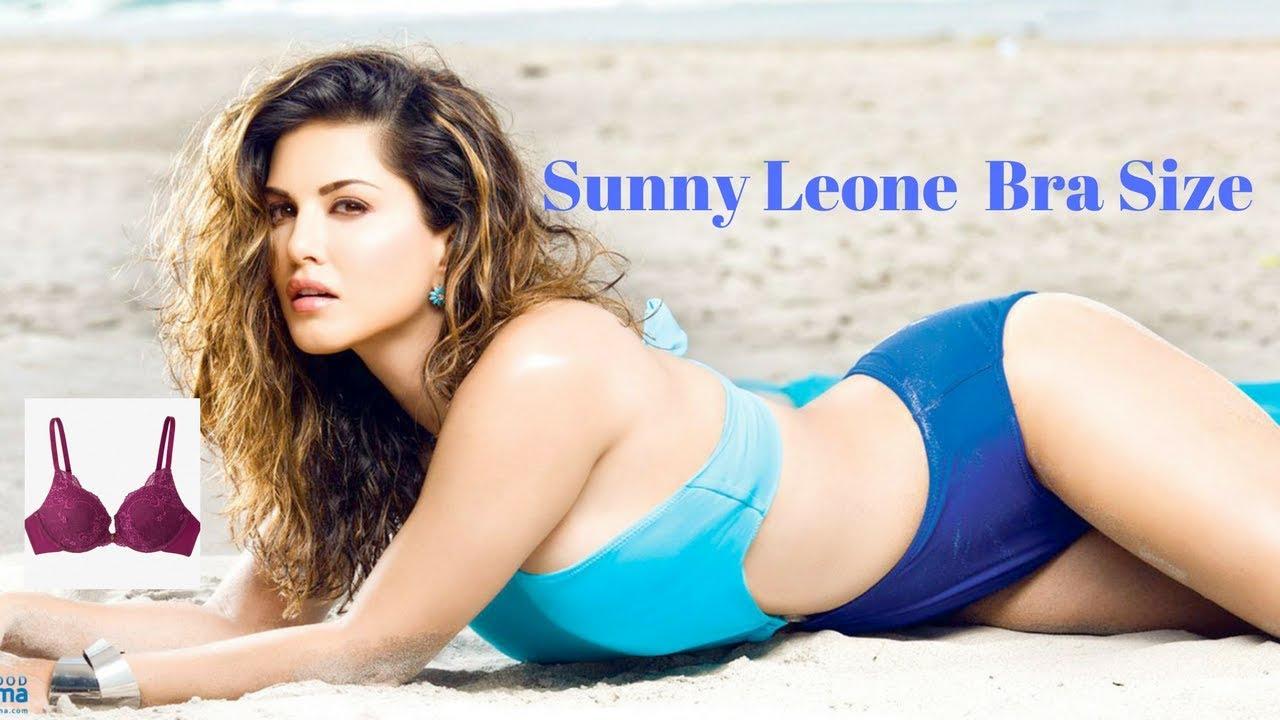 Sunny leone boobs size