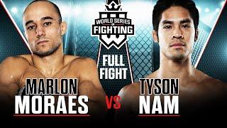 Marlon Moraes vs Tyson Nam   WSOF 2, 2013