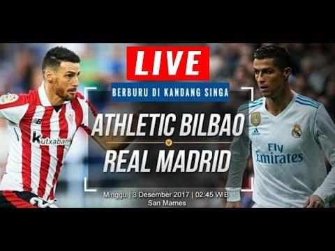 ATHLETIC BILBAO VS. REAL MADRID LIVE STREAMING HD