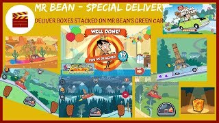 Mr Bean - Special Delivery Walkthrough - Mister Bean delivers packages 19 level (iOS)