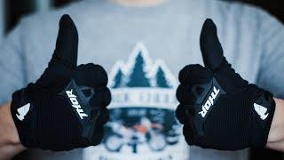 обзор перчаток для Эндуро с Aliexpress / Thor Spectrum / Эндуро экипировка