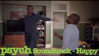 Psych Soundtrack | Happy! - Adam Cohen and John Robert Wood