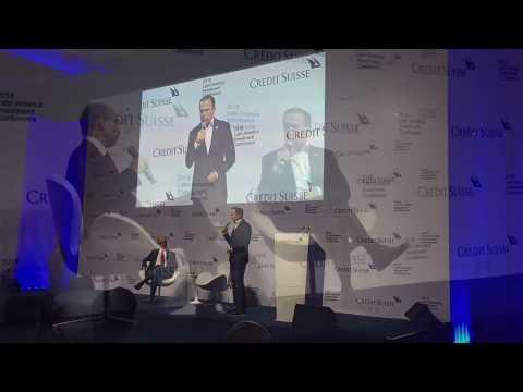 100 Mil palestra João Doria Credit Suisse