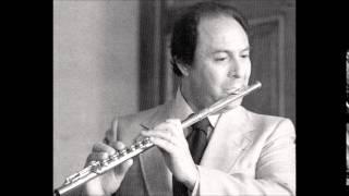 Repeat youtube video C.P.E. Bach Flute Concerto in D minor, Jean-Pierre Rampal