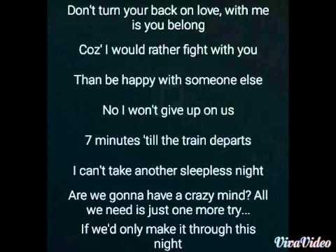 Darren Espanto 7 minutes Lyrics