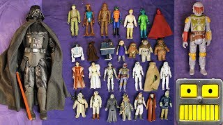 I Purchased a $1200 Star Wars Action Figure And Toy Collection