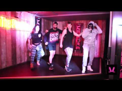 WTF Missy Elliott - Lip Sync Battle and Dance Off at Videoke London