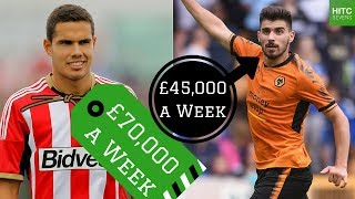 7 Best Paid Players in the Championship