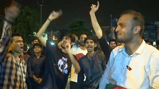 Pakistan: Jubelfeiern und Betrugsvorwürfe