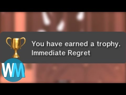 Top 10 Hardest PlayStation Trophies