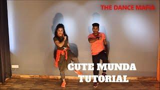 Download Video Cute Munda Bhangra Tutorial | THE DANCE MAFIA | How to learn bhangra MP3 3GP MP4