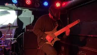 Night Verses - No.0 live (guitar change) in Cologne, Germany 16 Feb 2020. Koln, DE.
