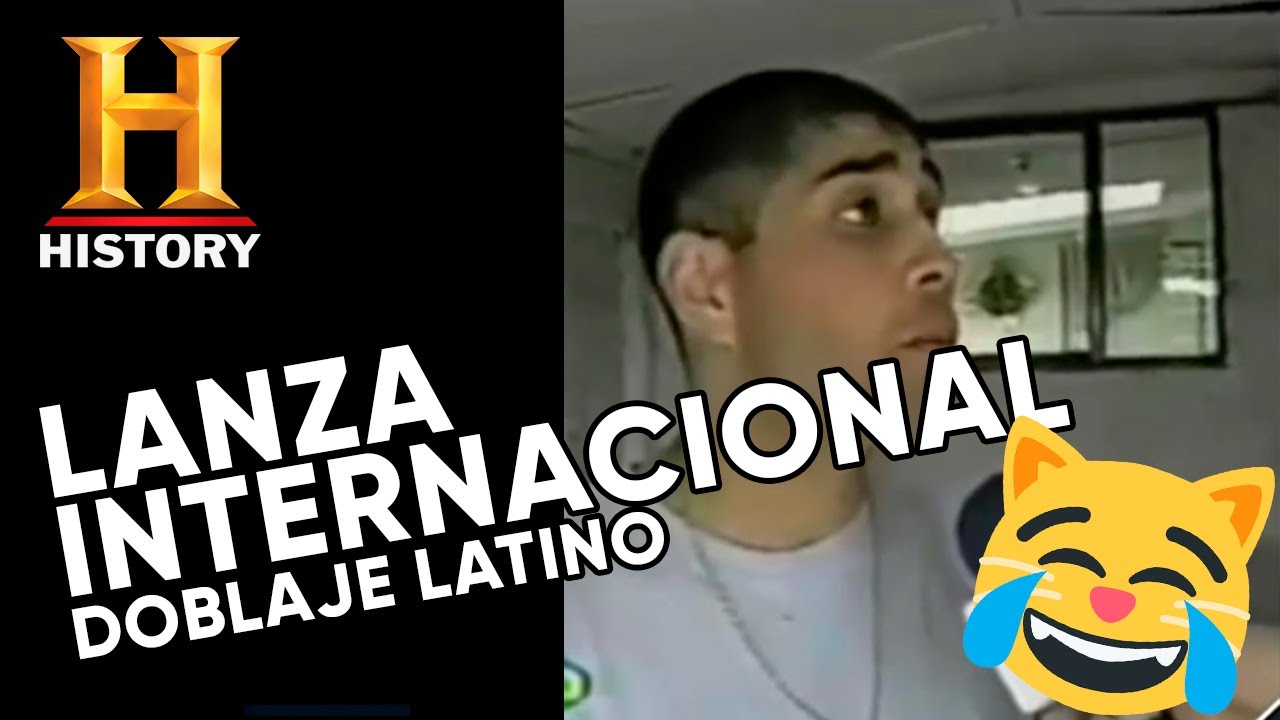 Lanza Internacional 🎬 Doblaje Latino Versión History