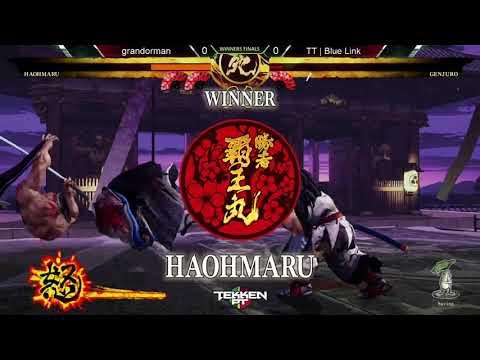 Stone Fist #2 | Samurai Shodown
