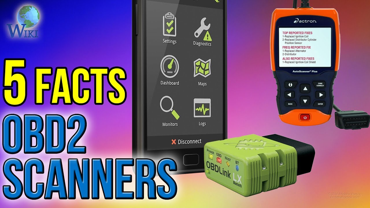 Top 10 OBD2 Scanners of 2019   Video Review