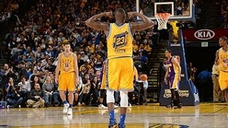 Golden State Lob Party