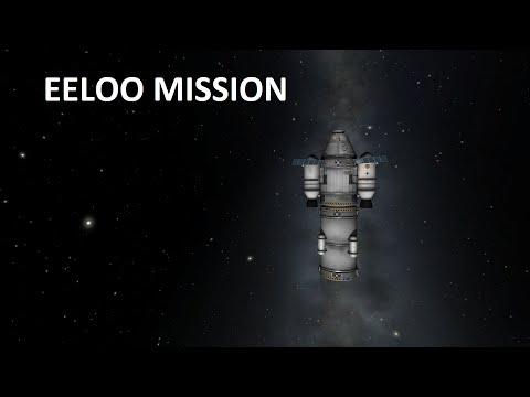 [ITA] Kerbal Italia Space Program #61: Eeloo mission parte 1