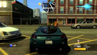 Driver San Francisco Gameplay (German) Mein Sohn Fährt