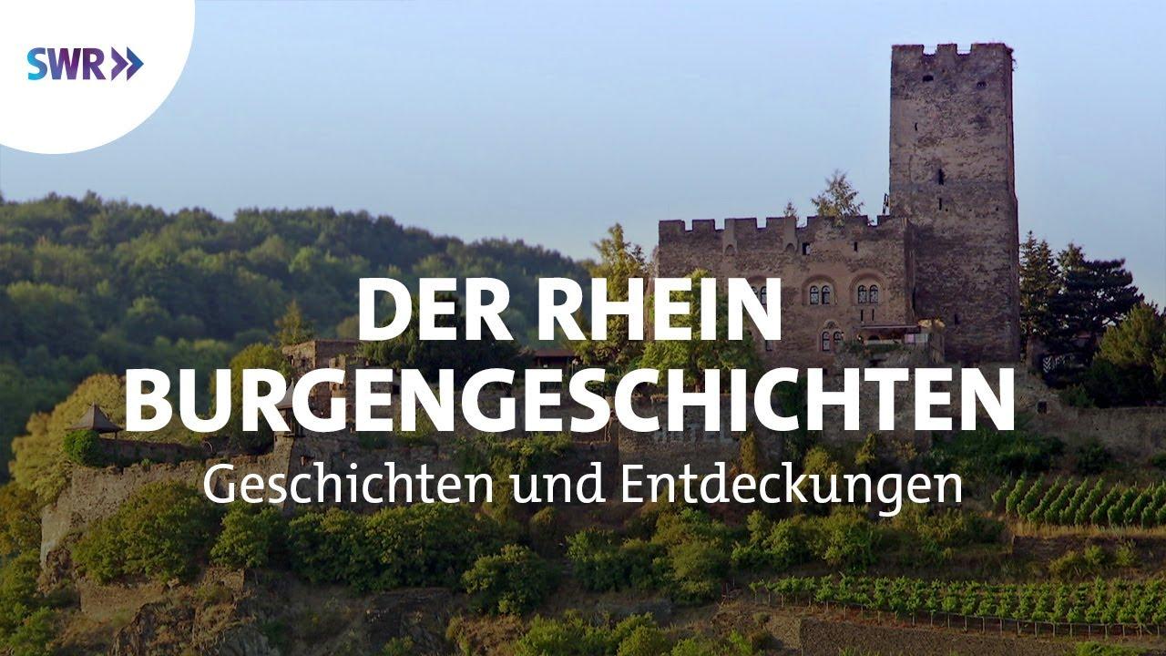 Download Der Rhein - Burgengeschichten   Geschichte & Entdeckungen