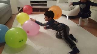 Poyraz  Learn Color With colorful balloons