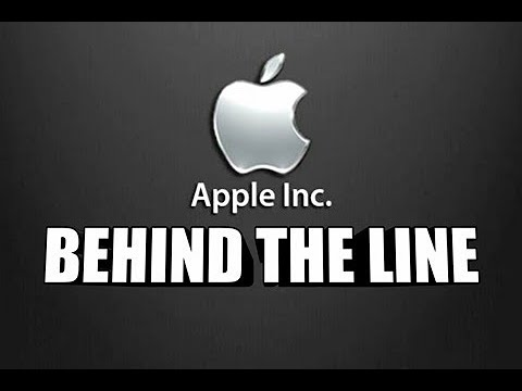 APPLE inc Behind The Line