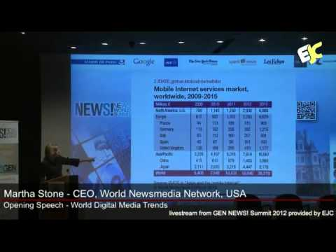 NEWS2012: World Digital Media Trends