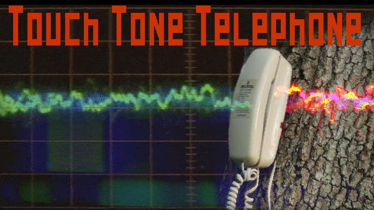 touch-tone telephone to buy iron case