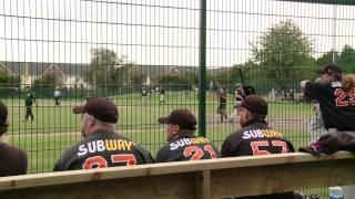 Baseball Ireland Grand Opening Weekend - August 2015