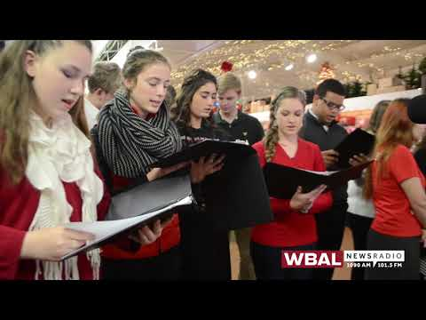 Harford Christian School Choir Performs at Valley View Farms Holiday Broadcast