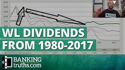 A Historic Whole Life Policy's Fluctuating Dividends